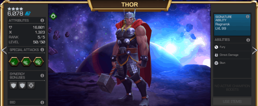 TeamLannister_MCOC_Hacks_Thor_4_Star